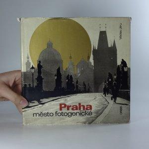 náhled knihy - Praha město fotogenické