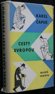 náhled knihy - Cesty Evropou
