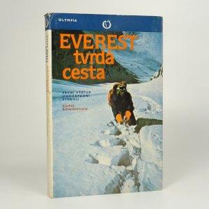 náhled knihy - Everest - tvrdá cesta
