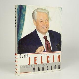 náhled knihy - Prezidentský maraton