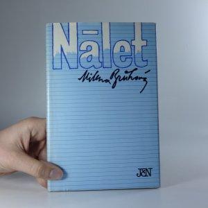 náhled knihy - Nálet