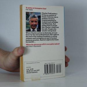 antikvární kniha In the frame, 1978