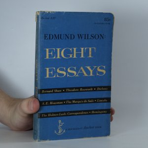 náhled knihy - Eight essays