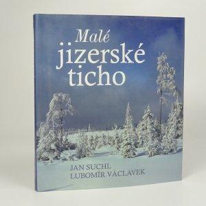 náhled knihy - Malé jizerské ticho