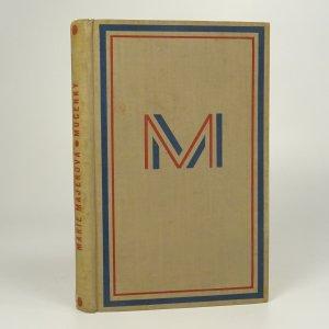 náhled knihy - Mučenky