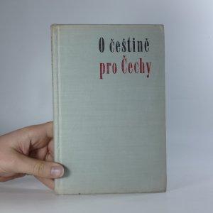 náhled knihy - O češtině pro Čechy