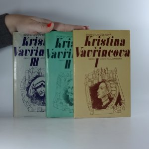 náhled knihy - Kristina Vavřincová (3 svazky, komplet)