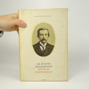 náhled knihy - Ze života průkopníků sociální demokracie