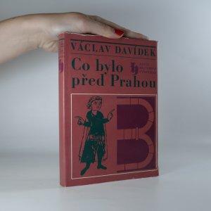 náhled knihy - Co bylo před Prahou