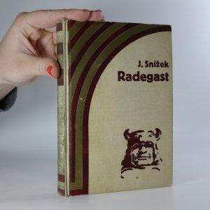 náhled knihy - Radegast. Prales