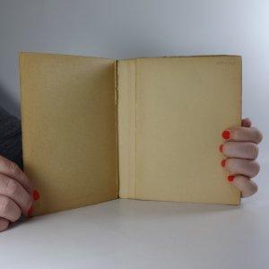 antikvární kniha Podnebesí, 1922