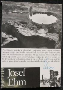 náhled knihy - Josef Ehm: Soubor 12 pohlednic Josefa Ehma