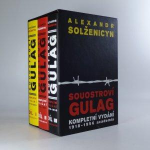 náhled knihy - Souostroví Gulag (3 svazky, komplet)