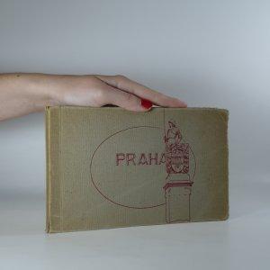 náhled knihy - Praha. 32 akvarelů Jaroslava Šetelíka