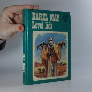 náhled knihy - Lovci lidí