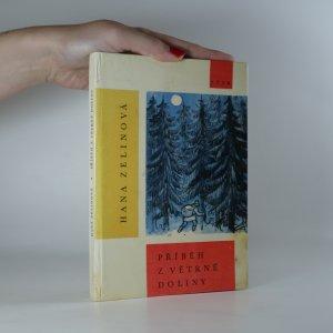 náhled knihy - Příběh z Větrné doliny