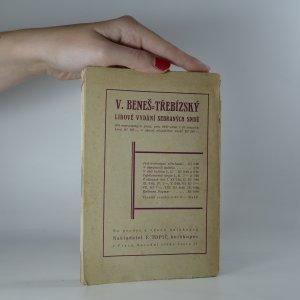 antikvární kniha Výbor z beletrie, 1928