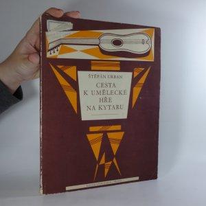 náhled knihy - Cesta k umělecké hře na kytaru