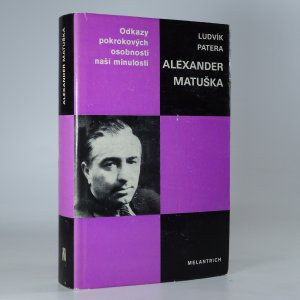 náhled knihy - Alexander Matuška