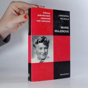 náhled knihy - Marie Majerová