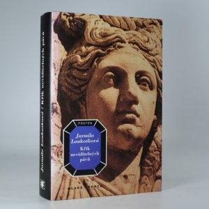 náhled knihy - Křik neviditelných pávů