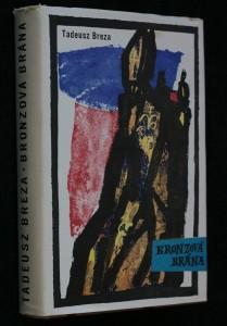 náhled knihy - Bronzová brána