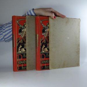 náhled knihy - Pověsti slovenských hradů a zámků 1. a 2. (2 svazky)