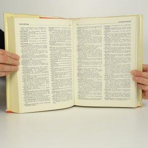 antikvární kniha Velký francouzsko-český slovník A-K, L-Z (2 svazky), 1974