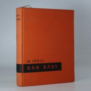 náhled knihy - Rab Ráby