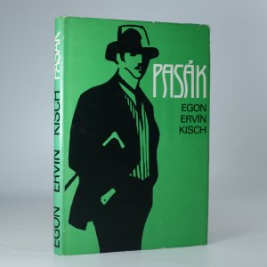 náhled knihy - Pasák