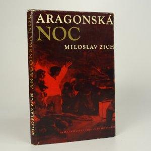 náhled knihy - Aragonská noc