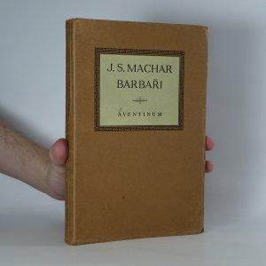 náhled knihy - Barbaři : 1907-1911