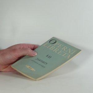 antikvární kniha Jakobín, 1962
