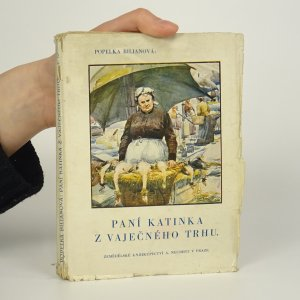 náhled knihy - Paní Katinka z Vaječného trhu