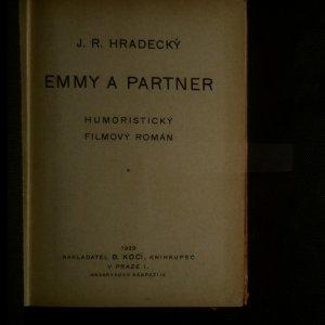 antikvární kniha Emmy a partner, 1929