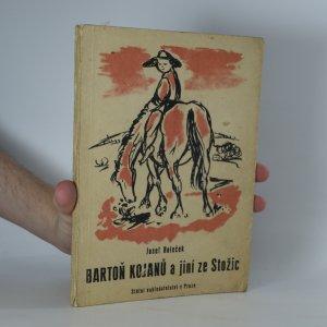 náhled knihy - Bartoň Kojanů a jiní ze Stožic