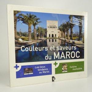 náhled knihy - Couleurs et saveurs du Maroc