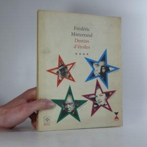 náhled knihy - Destins d'étoiles