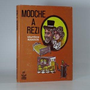 náhled knihy - Modche a Rezi