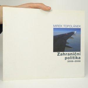náhled knihy - Zahraniční politika 2006 - 2008