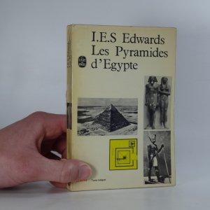náhled knihy - Les pyramides d'Égypte
