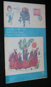 náhled knihy - Pionýr č. 7, rok 1975