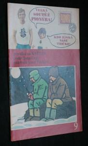 náhled knihy - Pionýr č. 9, rok 1975