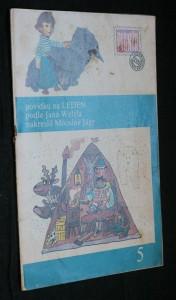 náhled knihy - Pionýr č. 5, rok 1975