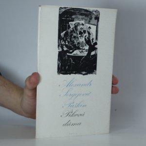náhled knihy - Piková dáma