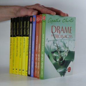 náhled knihy - 11x Agatha Christie ve francouzštině