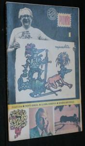náhled knihy - Pionýr č. 1, rok 1975