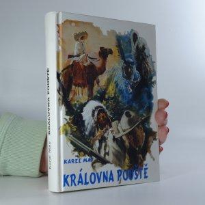 náhled knihy - Královna pouště (2. díl z cyklu Třemi díly světa)