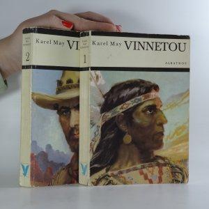 náhled knihy - Vinnetou (2 svazky, komplet)