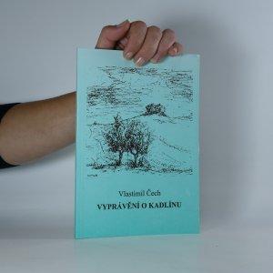 náhled knihy - Vyprávění o Kadlínu